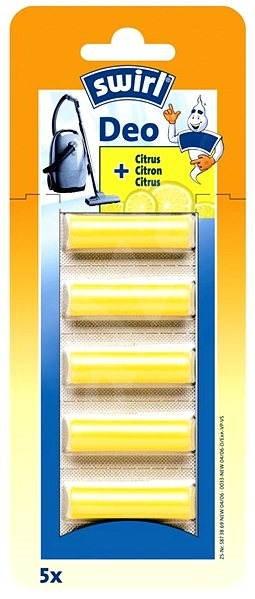 SWIRL Citrus - Porszívó illatosító
