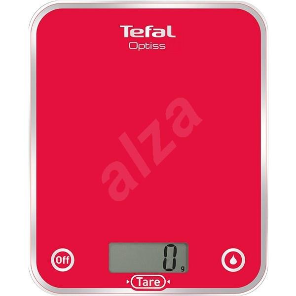 Tefal Optiss Rapsberry BC5003V0 - Konyhai mérleg