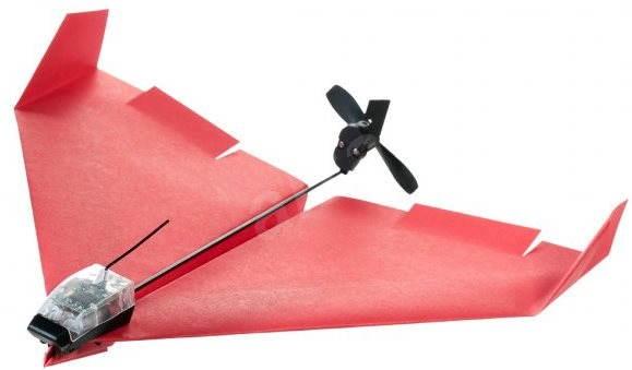 PowerUp 3.0 okos papírrepülőgép drón - Smart drón