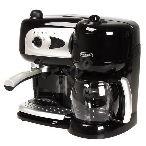 DeLonghi Combination Coffee and Espresso Machine | HSN