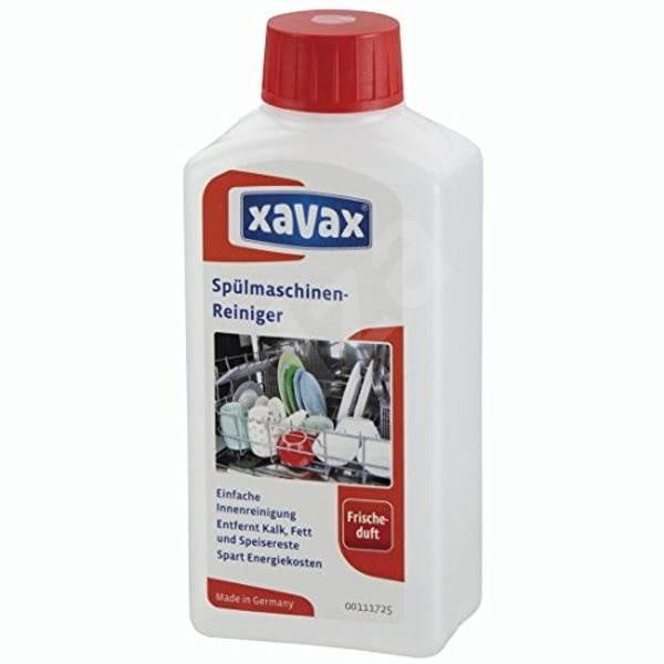 Xavax mosogatószerek 250 ml - Mosogatógép tisztító