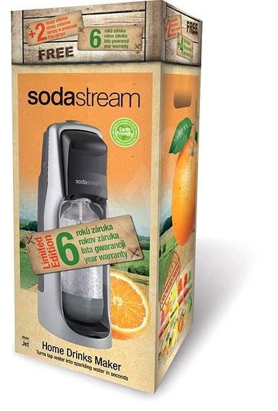 SodaStream JET TTN/SLV CITRUS - Soda Maker