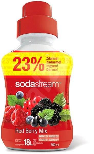 SodaStream vörös bogyók - Ízesítő keverék