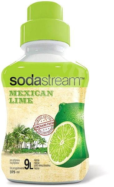 SodaStream MEXICAN Lime  - Syrup