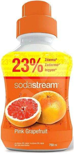 SodaStream Pink Grapefruit - Ízesítő keverék