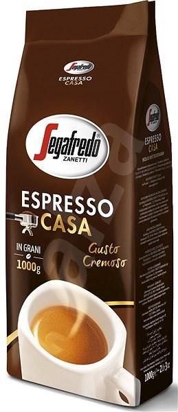 Segafredo Espresso Casa 1000 g, szemes - Kávé