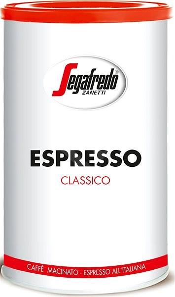 Segafredo Espresso Classico - őrölt kávé 250 g - Kávé
