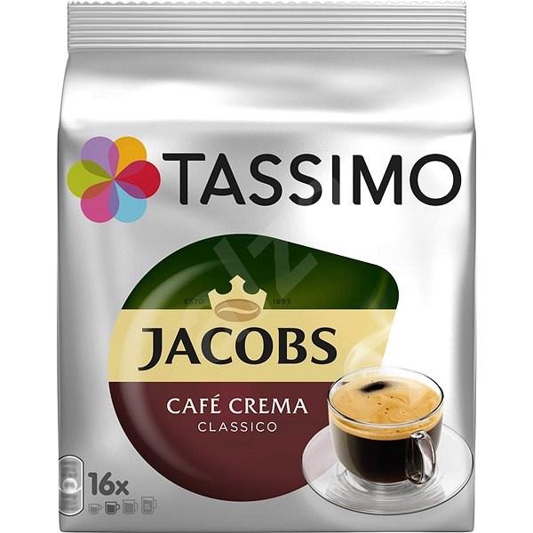 TASSIMO Jacobs Krönung Café Crema 16 adag - Kávékapszula