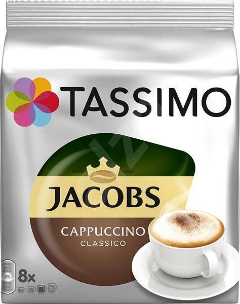 TASSIMO Jacobs Krönung Cappuccino 8 adag - Kávékapszula