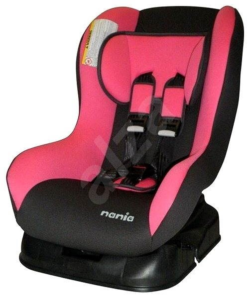 Nania Basic Shadow/Fushia 0-18 Kg - Car Seat