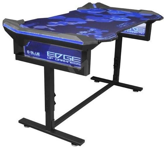 E-Blue EGT004BKAA gamer asztal - Gaming asztal