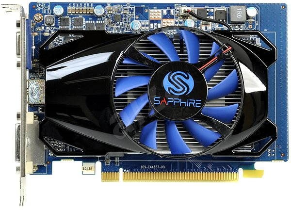 SAPPHIRE HD 7730 - Graphics Card