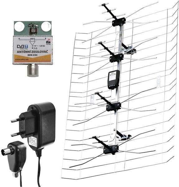EMOS ASP-30 LTE - TV antenna