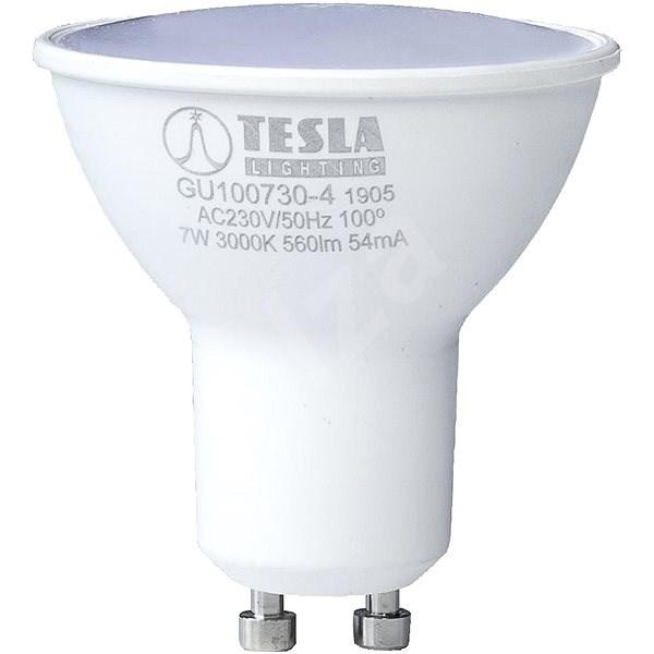 TESLA LED 7W GU10 GU100730-4 - LED izzó