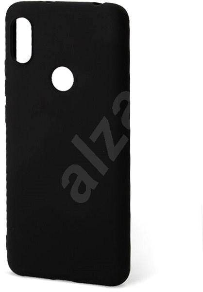Epico Silk Matt Xiaomi Redmi S2 készülékhez- fekete - Szilikon tok ... 0421ff402e