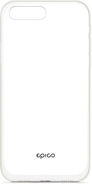 Epico Hero Case iPhone 7 Plus/8 Plus készülékhez átlátszó - Mobiltelefon hátlap