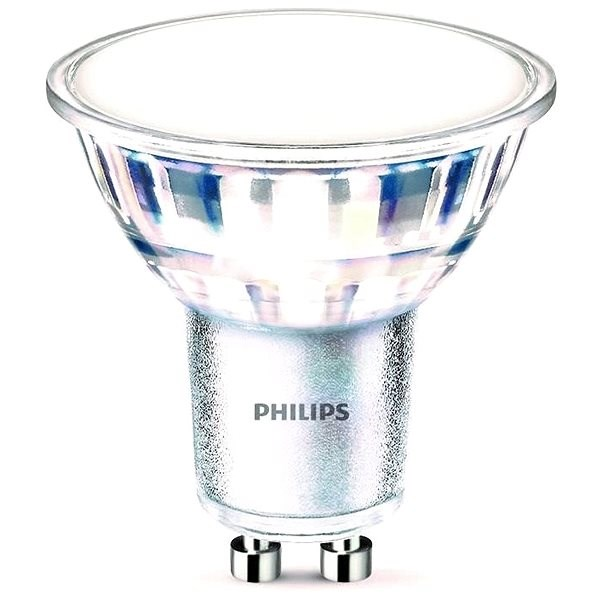 Philips LED Classic Spot 550lm, GU10, 4000K - LED izzó