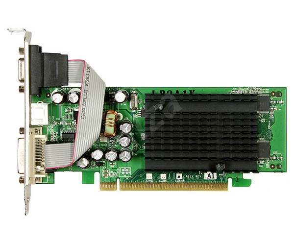 Leadtek WinFast PX7100GS - Graphics Card