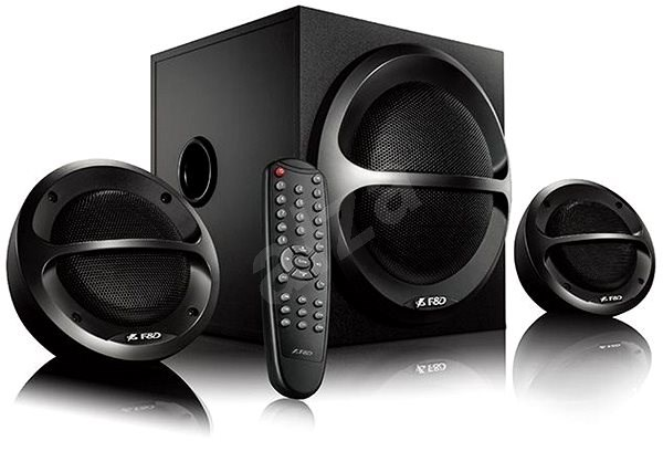 Fenda F&D A111X - Hangszórók