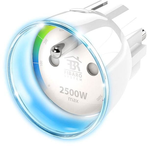 FIBARO vezeték nélküli okoskonnektor - Okos dugalj
