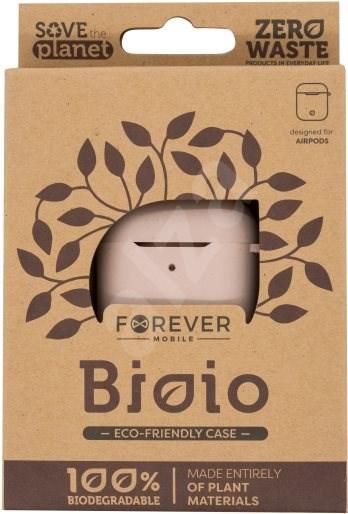 Forever Bioio for AirPods rózsaszín - Tok