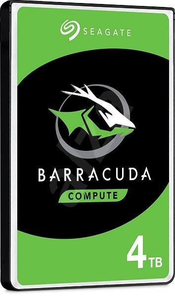 Seagate BarraCuda Laptop 4TB - Merevlemez