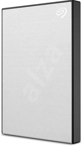 Seagate Backup Plus Slim 1TB, ezüst - Külső meghajtó