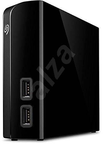 Seagate Backup Plus Hub 8TB + 2x USB, fekete - Külső merevlemez