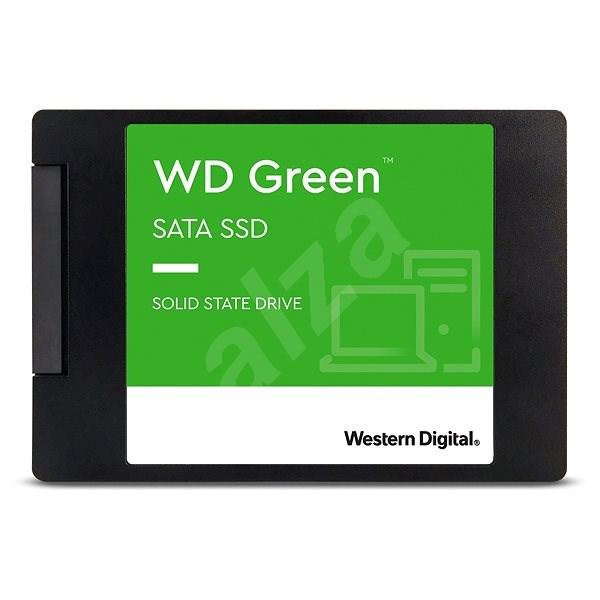 """WD Green 3D NAND SSD 240GB 2.5"""" - SSD meghajtó"""