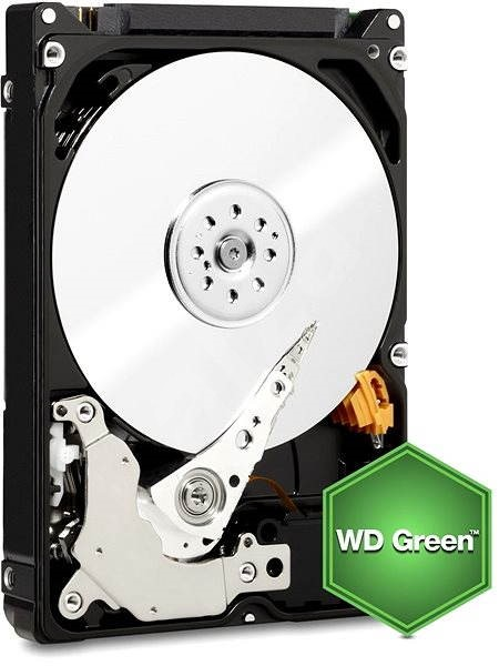 "Western Digital 2.5"" Green 1500GB 8MB cache - Hard Drive"