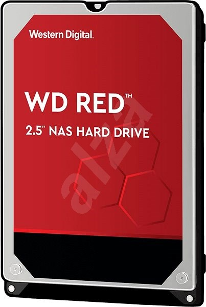 "WD 2,5"" 1TB Red Mobile, 16MB cache - Merevlemez"