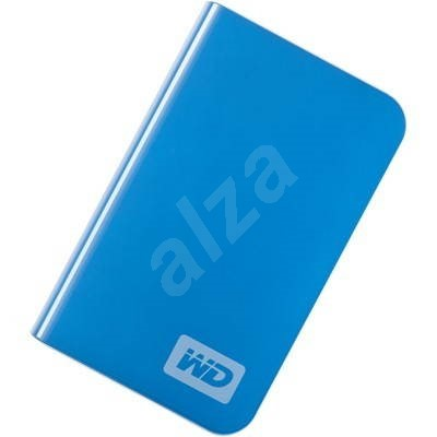 WD My Passport Essential 500GB modrý (blue) - External Hard Drive