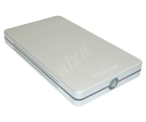 Externí disk Toshiba 2,5palce 200GB - Externí disk
