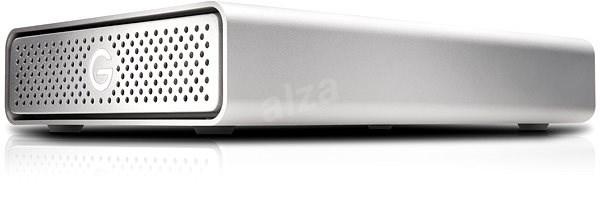 G technológia G-DRIVE mobil 4TB, ezüst - Külső meghajtó
