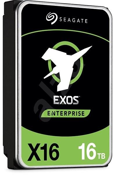 Seagate Exos X16 16TB Standard SAS - Merevlemez