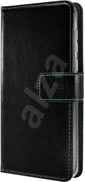 FIXED Opus Huawei P Smart-hoz fekete - Mobiltelefon tok