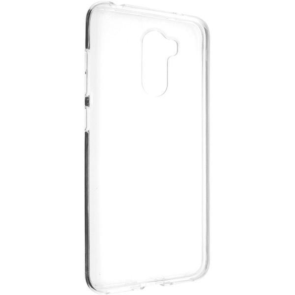 FIXED tok Xiaomi Pocophone F1 készülékhez víztiszta - Mobiltelefon hátlap