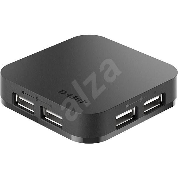 D-Link DUB-H4 4-Port - USB Hub