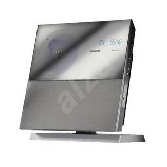 GRUNDIG CDS 9000 WEB silver - Microsystem