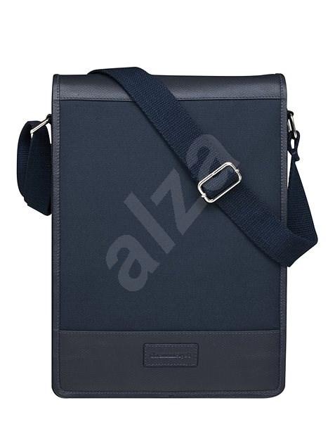 "dbramante1928 Orchard - 14"" Laptop Messenger Bag - Blue - Laptoptáska"