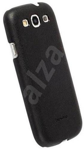 Krusell BIOCOVER Samsung i9300 Galaxy S III Black - Protective Case