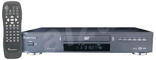 CyberHome CH-DVD 402 DVD Player černý (black) -