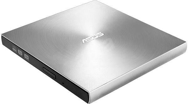 ASUS SDRW-08U7M-U - ezüst + 2× M-Disk - Külső DVD író