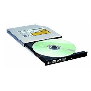 Vypalovací mechanika LG GSA-T20N black, slim do notebooků - DVD  Burner