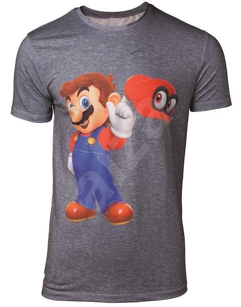 6062909db2 Super Mario - Odyssey Mario&Cappy - Póló | Alza.hu