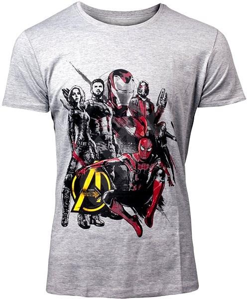 a829306769 Marvel Avengers: Infinity War Hősök - Póló   Alza.hu