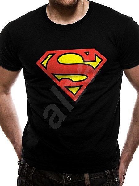 Superman - póló (férfi) S - Póló f5292f82de