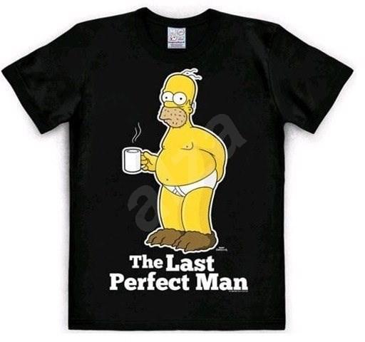 The Simpsons Az utolsó tökéletes ember Póló S Póló
