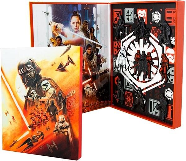 Star Wars The Rise of Skywalker - The First Order Pin Set - kitűzők - Ajándékcsomag