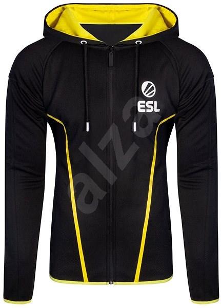 ESL - Teq Zipper Hoodie - XL - Pulóver
